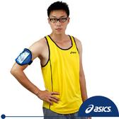 ASICS亞瑟士輕量快速排汗田徑背心.慢跑背心(黃)