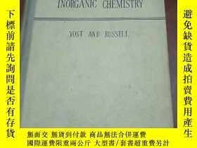 二手書博民逛書店SYSTEMATIC罕見INORGANIC CHEMISTRY(