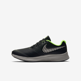 Nike Star Runner 2 HZ GS [CI5371-001] 大童 女鞋 慢跑 運動 輕量 透氣 避震 黑