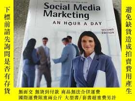 二手書博民逛書店Social罕見Media Marketing: An Hour