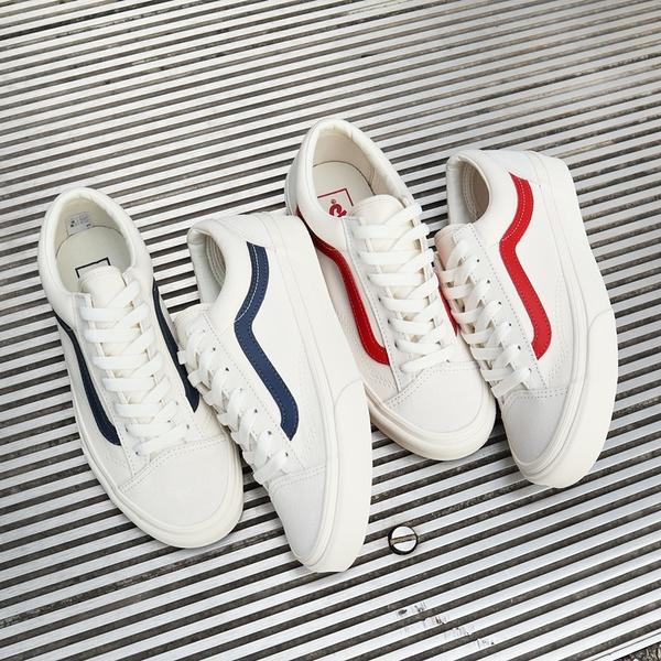 【一月大促現貨折後$2880】VANS Style 36 Old Skool 滑板鞋 GD著用款 休閒 百搭 男女 帆布 藍線 紅線 2色
