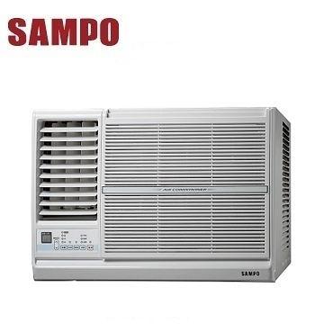 ↙0利率↙SAMPO聲寶約3~5坪 定頻窗型冷氣AW-PC22R(右吹) / AW-PC22L(左吹)【南霸天電器百貨】