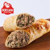 【KK Life-紅龍】酥香黑胡椒豬肉捲  (180g/條;1條/包)