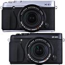 [ 全店紅 ] FUJIFILM X-E1(XE1)+XF 18-55mm 變焦鏡組 (平輸) 送16G全配