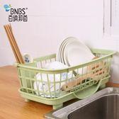 廚房碗碟瀝水架碗筷盤子收納架碗櫃