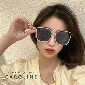 《Caroline》今年度最新網紅款潮流行時尚百搭抗UV太陽眼鏡 72491
