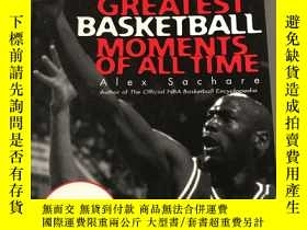 二手書博民逛書店100罕見greatest basketball moments