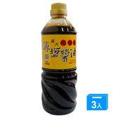 屏大薄鹽醬油710ml*3【愛買】