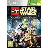 XBOX One 360 樂高星際大戰武林大會(含數十種人物載具技能密碼) -英文版- Lego Star wars Saga