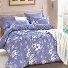 【金‧安德森】精梳棉《貝蒂》兩用被床包四...