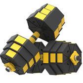 啞鈴男士健身家用20/30kg公斤一對可拆卸杠鈴練臂肌器材套裝  igo 晴光小語
