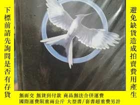 二手書博民逛書店The罕見Hunger、The Hunger Games cat