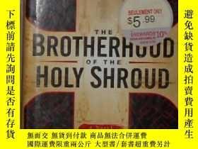 二手書博民逛書店英文原版罕見The Brotherhood of the Hol