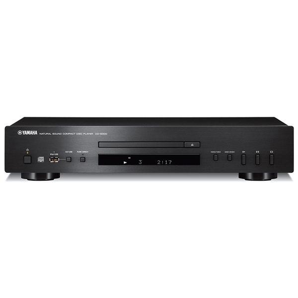 山葉 YAMAHA CD-S300 Hi-Fi CD播放器 MP3/WMA格式相容 USB連接 光纖同軸輸入