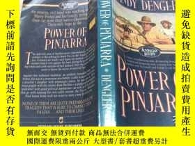 二手書博民逛書店SANDY罕見DENGLER power of pinjarra