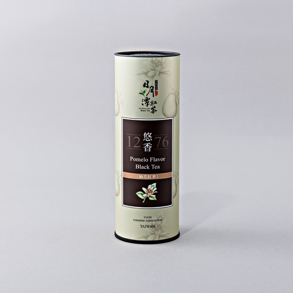 悠香柚花紅茶---南投縣魚池鄉農會