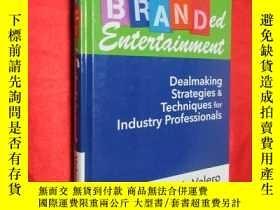 二手書博民逛書店Branded罕見Entertainment: Dealmaki