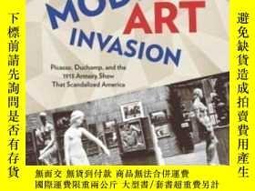 二手書博民逛書店Modern罕見Art Invasion-現代藝術入侵Y436638 Elizabeth Lunday Lyo