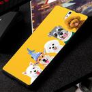 Sony Xperia C5 Ultra E5553 手機殼 硬殼 狗狗家族
