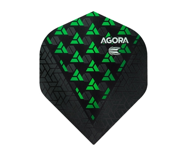 【TARGET】VISION ULTRA GHOST SHAPE AGORA Green 332490 鏢翼 DARTS