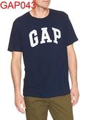 GAP 當季最新現貨 男 短T 美國進口 保證真品 GAP043
