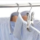 【BlueCat】爪爪不鏽鋼彈簧大口棉被夾(中號)單支