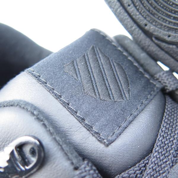 K-SWISS LUNHADL WP 休閒鞋 情侶款 防水 06100001 男款 黑【iSport愛運動】
