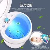 洗衣機 小鴨牌迷你洗衣機小型半全自動嬰兒兒童襪子寶寶洗脫一體脫水甩干 Igo 免運宜品居家館