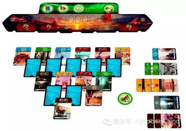『高雄龐奇桌遊』 七大奇蹟:對決 7 Wonders: Duel 繁體中文版 ★正版桌上遊戲專賣店★