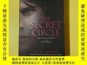 二手書博民逛書店The罕見Secret Circle:The Captive P
