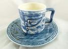 【震撼精品百貨】造型咖啡杯 ~ 牛仔