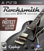 PS3 Rocksmith 2014 Edition 搖滾史密斯 2014(美版代購)