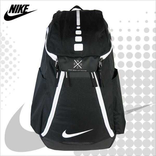 NIKE 後背包 HOOPS ELITE MAX AIR TEAM 2.0 黑色 運動背包 大容量 BA5259-010  MyBag得意時袋