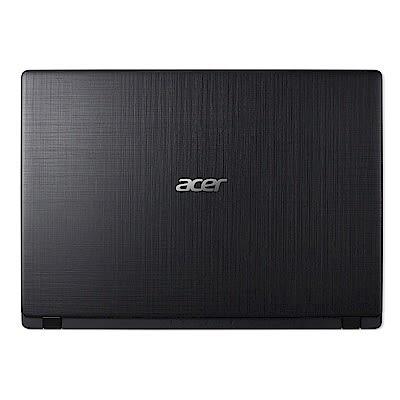 宏碁 acer Aspire A314-31 黑/紅 240G SSD+500G 飆速雙碟版【N3350/14吋/輕量文書機/多彩/Win10/Buy3c奇展】