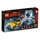 Lego 樂高 MARVEL SUPER HEROES系列 Escape from The Ten Rings_ LG76176