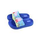 粉紅豬小妹 Peppa Pig 拖鞋 防水 童鞋 藍色 中童 PG0092 no862