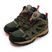 LIKA夢 GOODYEAR  固特異專業多功能郊山防水戶外健行鞋 登山者M1 系列 軍綠黑 93415 男