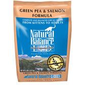 【寵物王國】Natural Balance-NB低敏無穀青豌豆鮭魚全貓配方5磅