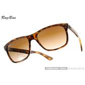 RayBan 太陽眼鏡 RB4181 71051 (琥珀色) 58mm 超夯熱賣型人必備款墨鏡 # 金橘眼鏡