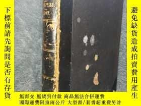 二手書博民逛書店1907年罕見PUNCH JULY-DECEMBER 海量插圖 《潘趣雜誌》 半皮裝幀 28.5X23CMY2