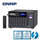 QNAP 威聯通 TVS-882BRT3-ODD-i7-32G 8Bay網路儲存伺服器