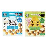 日本 和寓良品 牛奶水滴餅40g/幼兒餅乾 (2款可選)