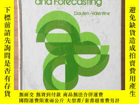 二手書博民逛書店BUSINESS罕見CYCLES & FORECASTING--