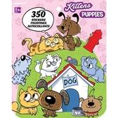 貼紙本350小張-寵物當家