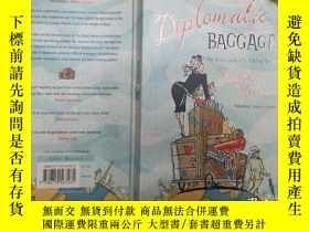 二手書博民逛書店diplomatic罕見baggageY271632 bligi