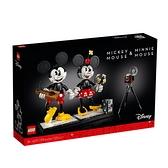 43179【LEGO 樂高積木】Disney 迪士尼系列 - 米奇&米妮