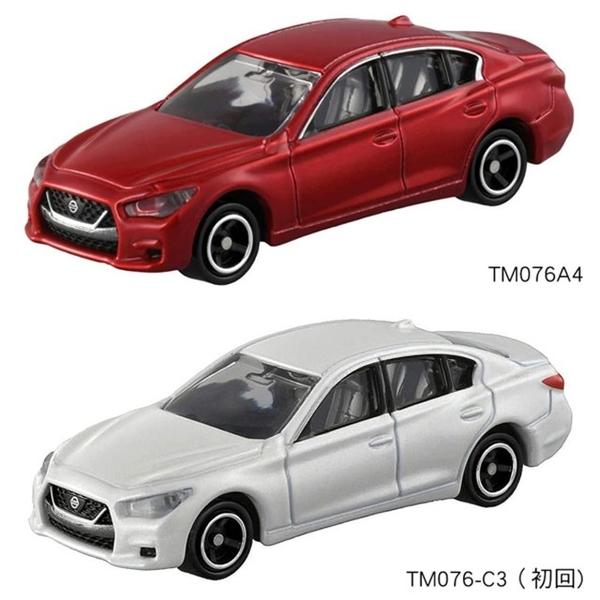 TOMICA No.076 日產SKYLINE TM076A4 多美小汽車