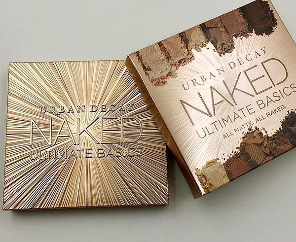 美國 Urban Decay NAKED ULTIMATE BASICS 12色裸妝大地色 眼影盤