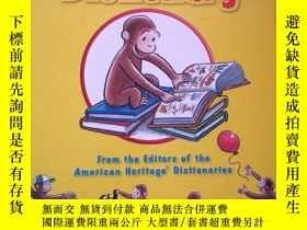 二手書博民逛書店Curious罕見George s Dictionary 好奇猴喬治字典Y367679 Editors of