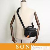 攝影包 sony/索尼微單相機包a6000a6300a5100a5000a7單肩單反攝像機包  居優佳品DF